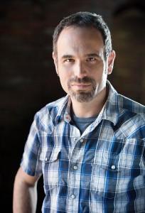Michael Kardos - MSU Professor of Creative Writing (photo by Megan Bean / Mississippi State University)